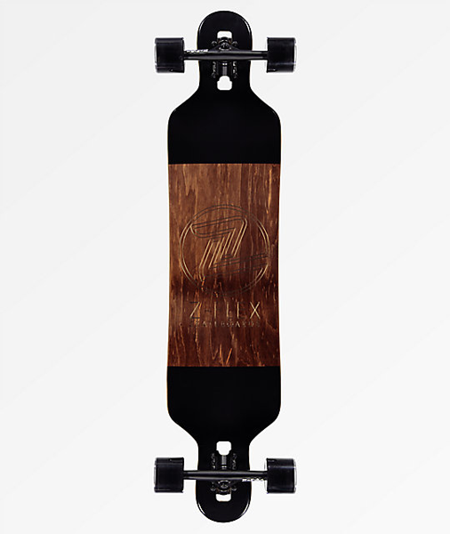 Z-Flex - Longboard Drop Through Chisel 41""