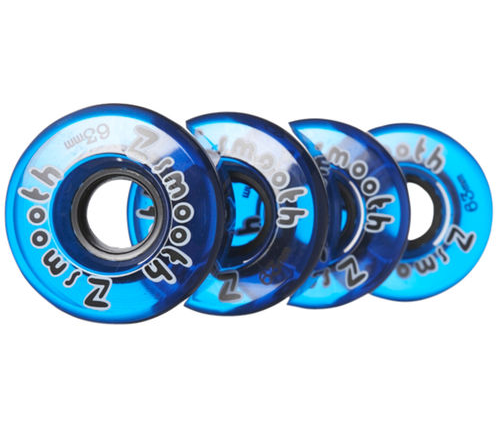 ZFlex - Z Smooth Wheels 63mm 78a Blue