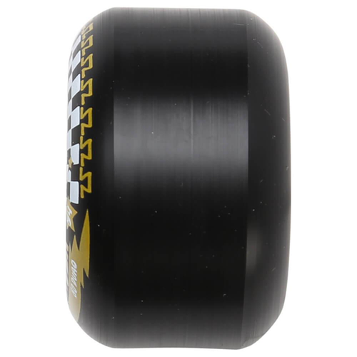 Krooked - Zip Zinger Wheels - 80D Black 54mm