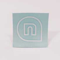 NewSpring Logo Outline Sticker