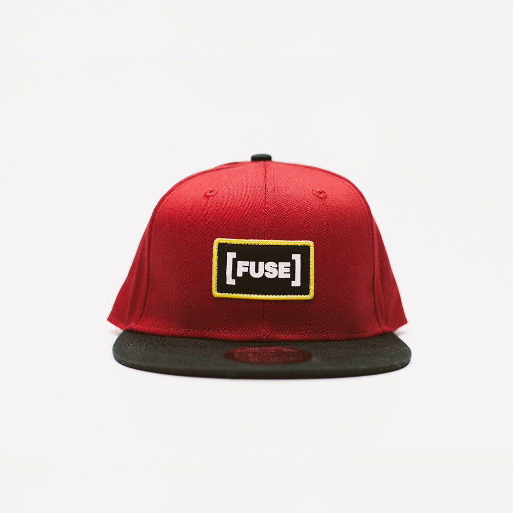 Red Fuse Hat