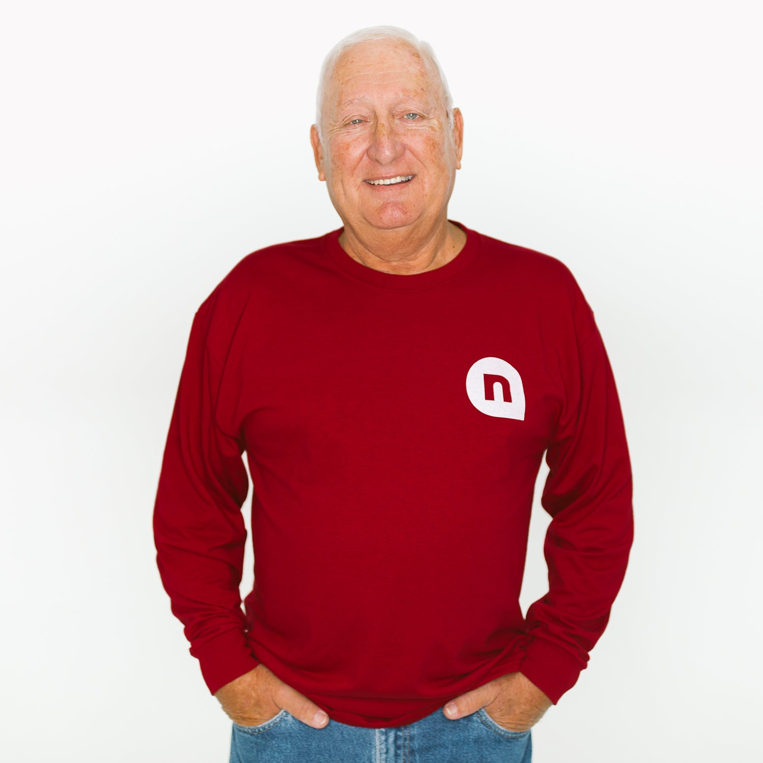 NewSpring Garnet Long Sleeve Shirt