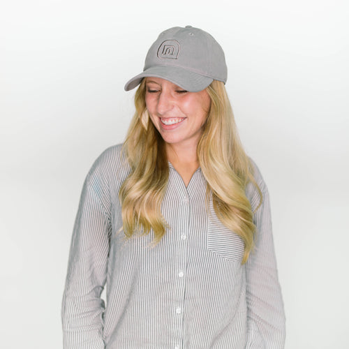 Gray NewSpring Hat