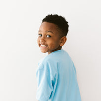 Light Blue NewSpring Shirt (Kid Size)