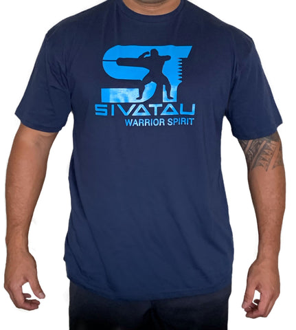 Navy/Blue Sivatau T-Shirt