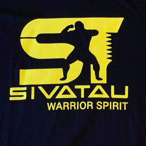 Black/Yellow Sivatau T-Shirt