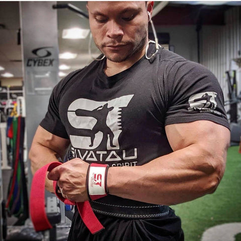 Sivatau Weight lifting straps