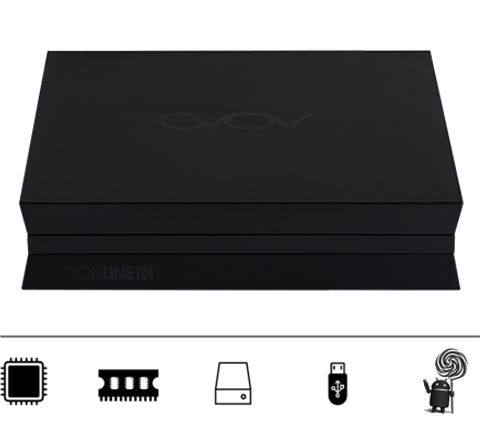 Avov N (4K) Media Streaming Device