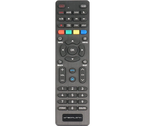 Dreamlink T1 or T1 Plus remote control replacement