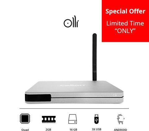 "Avov Cellon TV ""Olli"""