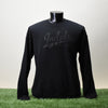 SWEATSHIRT - INDPLS - BLACK