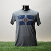 TEE - CITY FLAG - GRAY