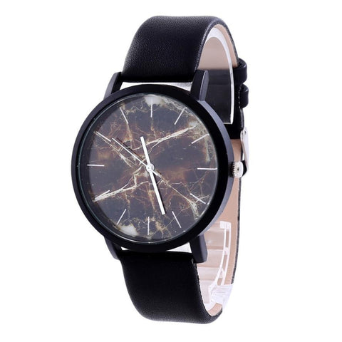 Luxury Women's Watch Unisex Retro Marble Pattern - Jungleecart.com