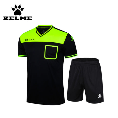 Soccer Referee Jersey Suit