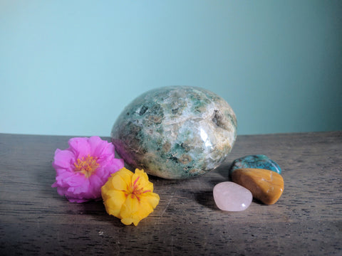 Ocean Jasper - Crystals - The Salty Blossom