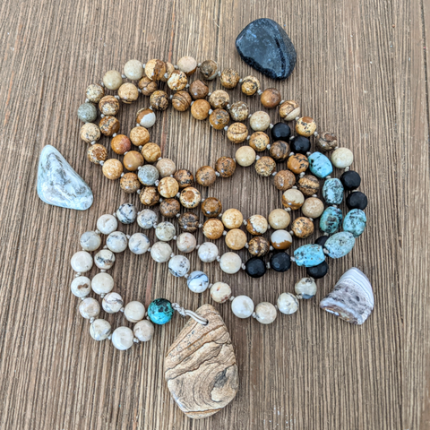 Grounded Expansion Mala