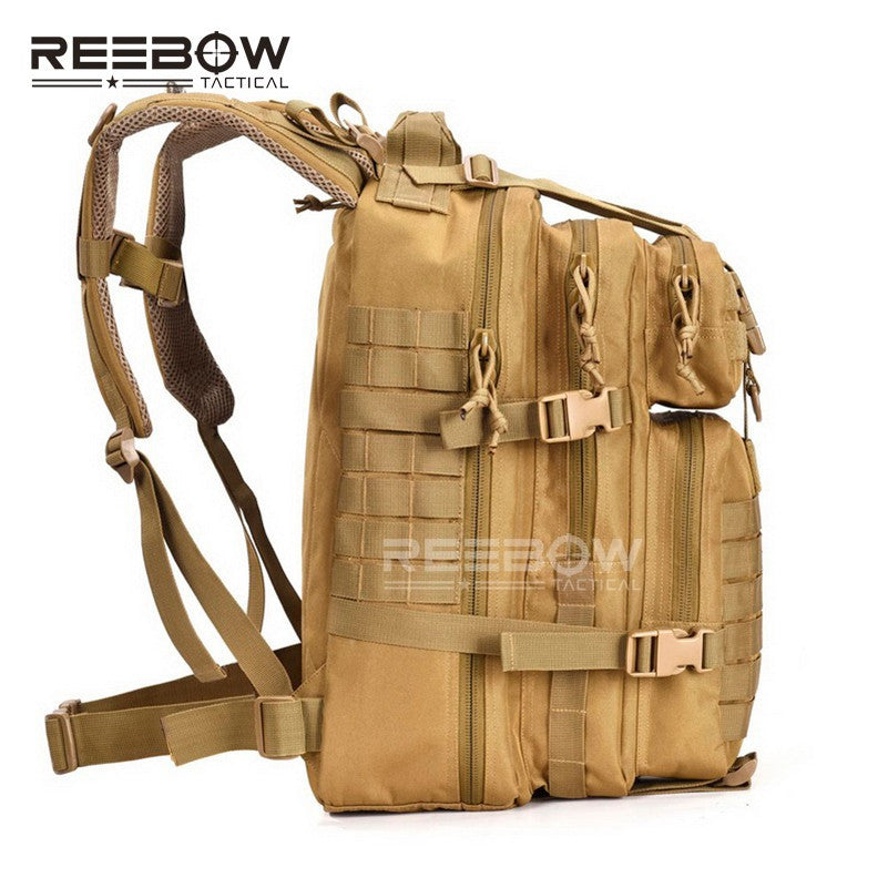 American Flag Tactical Military Backpack