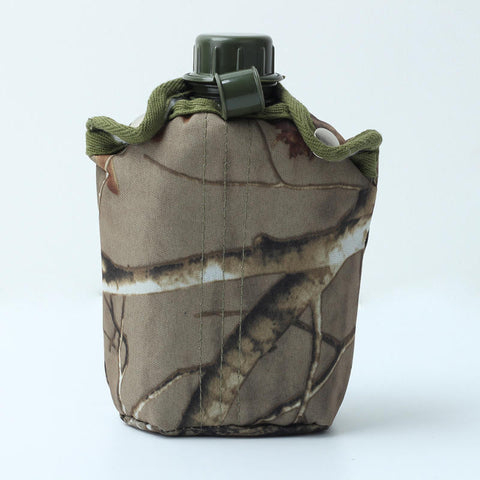 850ml Army Water Bottle Canteen With Cover