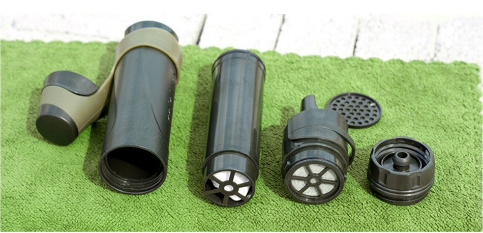 mini portable water filter
