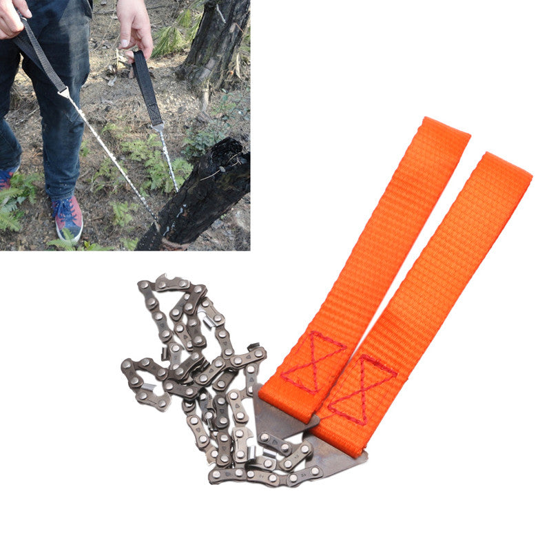 Survival Hand Chainsaw