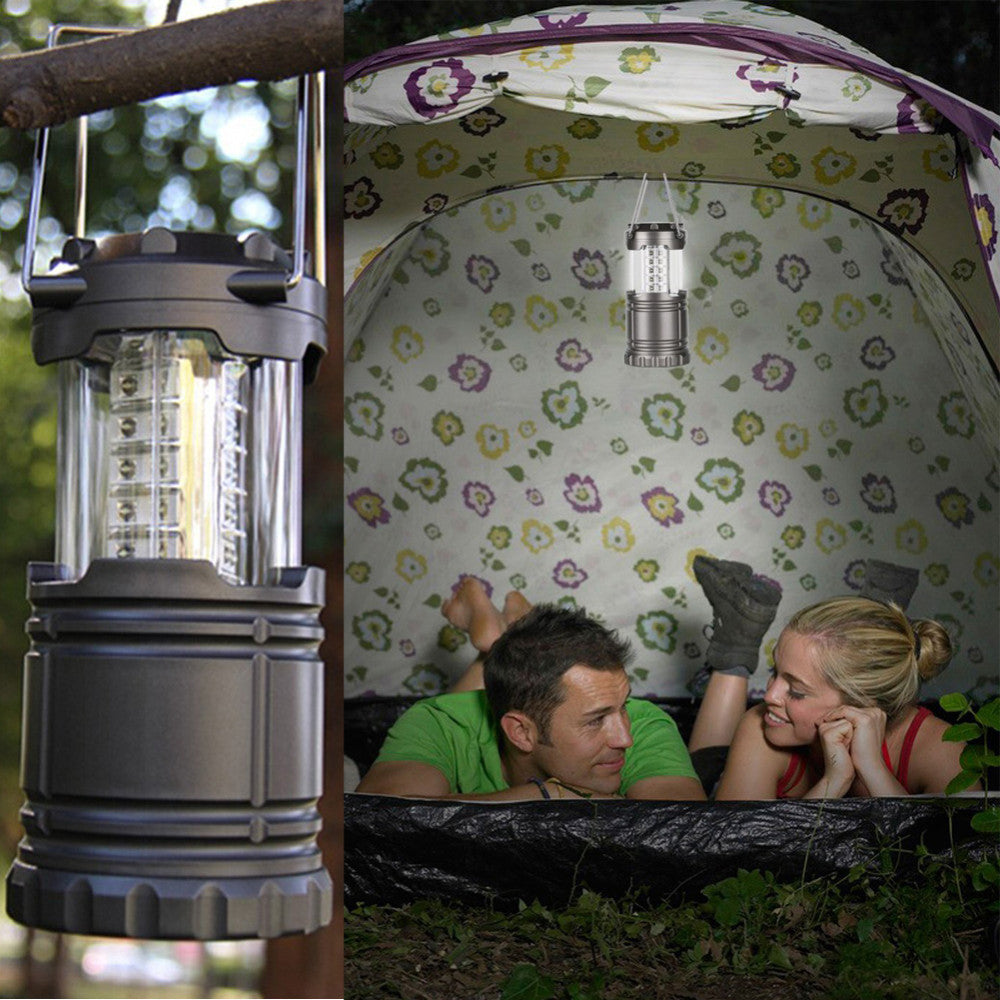Ultra Bright Collapsible Camping Lanterns Led  Light