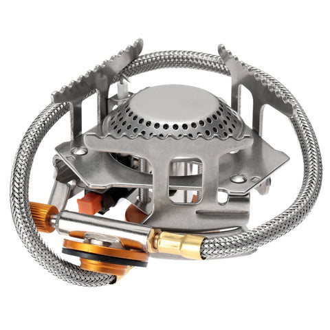 Outdoor Portable Folding Gas Stove with Box