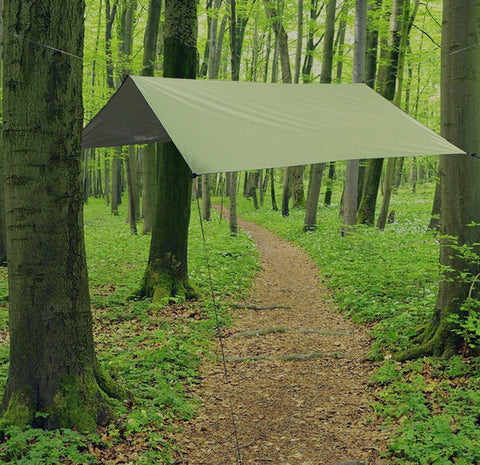 Hammock cover shelter