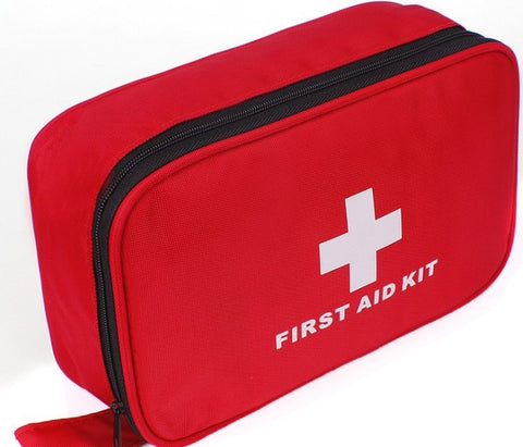 180pcs/pack Outdoor Survival Travel First Aid Kit