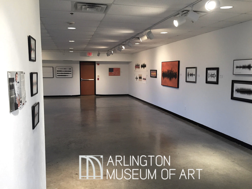 Arlington Museum of Art Exhibit