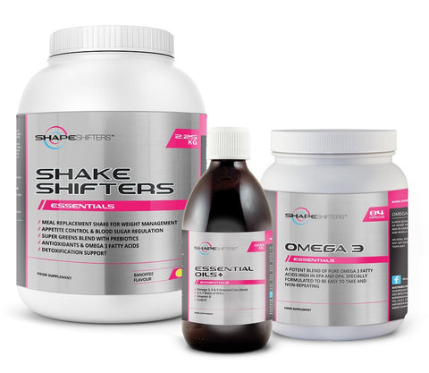 Shake Shifters Essentials