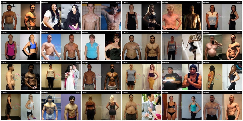Shake Shifters Meal Replacement Weight Loss Shakes Diet Shakes Results Testimonials