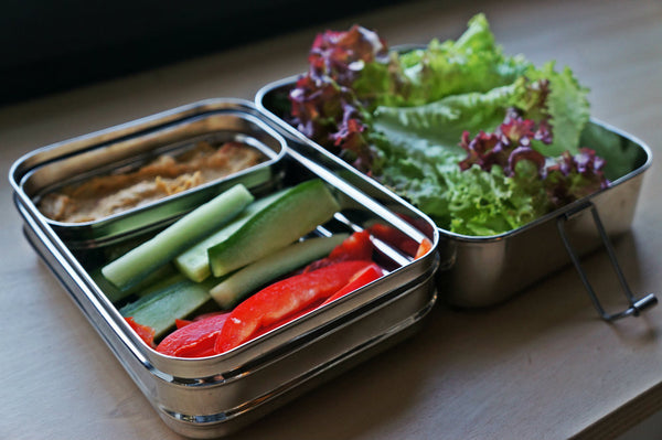 We're launching our own range of stainless steel lunchboxes!