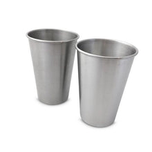 Load image into Gallery viewer, 500ml Stainless Steel Cup - 2 pack-Home & Garden > Kitchen & Dining > Tableware > Drinkware > Coffee & Tea Cups-Eqo Online