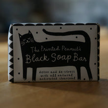 Load image into Gallery viewer, Activated Charcoal Black Soap Bar-Health & Beauty > Personal Care > Cosmetics > Bath & Body > Bar Soap-Eqo Online