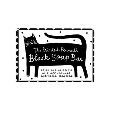 Activated Charcoal Black Soap Bar-Health & Beauty > Personal Care > Cosmetics > Bath & Body > Bar Soap-Eqo Online