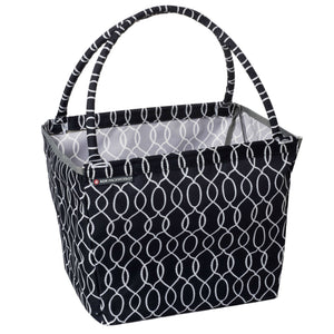 ADK Packworks Market Basket - Patterns-Luggage & Bags > Shopping Totes-Eqo Online