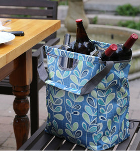 ADK Packworks Packbasket - Patterns-Luggage & Bags > Shopping Totes-Eqo Online