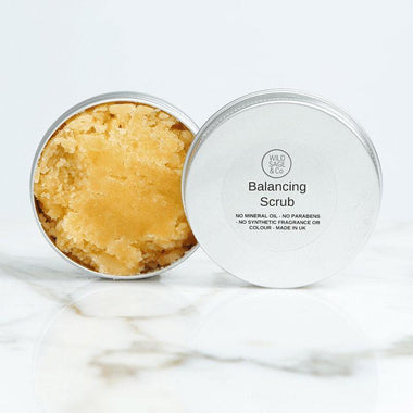 Balancing Salt Scrub - Wild Sage & Co-Health & Beauty > Personal Care > Cosmetics > Bath & Body > Body Wash-Eqo Online