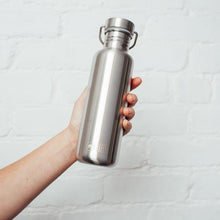 Load image into Gallery viewer, Elephant Box Stainless Steel Water Bottle - 800ml-Home & Garden > Kitchen & Dining > Food & Beverage Carriers > Water Bottles-Eqo Online