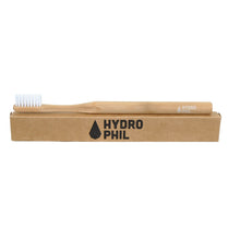Load image into Gallery viewer, Hydrophil Sustainable Bamboo Toothbrush-Health & Beauty > Personal Care > Oral Care > Toothbrushes-Eqo Online