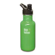 Load image into Gallery viewer, Klean Kanteen Classic Sport Bottle 532ml-Home & Garden > Kitchen & Dining > Food & Beverage Carriers > Water Bottles-Eqo Online