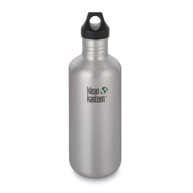 Klean Kanteen Classic Water Bottle 1182ml-Home & Garden > Kitchen & Dining > Food & Beverage Carriers > Water Bottles-Eqo Online