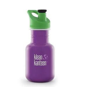 Klean Kanteen Kids Sport Bottle-Home & Garden > Kitchen & Dining > Food & Beverage Carriers > Water Bottles-Eqo Online