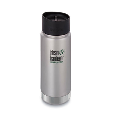 Klean Kanteen Wide Vacuum Insulated Bottle - 473ml-Home & Garden > Kitchen & Dining > Food & Beverage Carriers > Water Bottles-Eqo Online