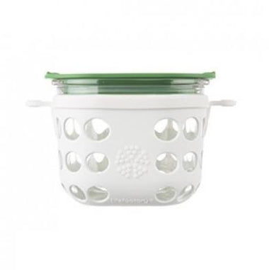 Lifefactory Glass Food Storage Medium Container (475ml)-Home & Garden > Kitchen & Dining > Food Storage-Eqo Online