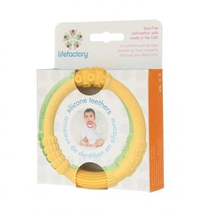 Lifefactory Silicone Teether-Baby & Toddler-Eqo Online