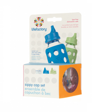 Load image into Gallery viewer, Lifefactory Sippy Caps - 2 pack-Baby & Toddler-Eqo Online