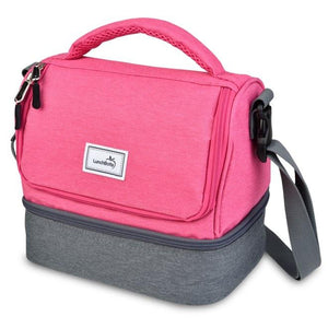 LunchBots Duplex Lunch Bag-Home & Garden > Kitchen & Dining > Food & Beverage Carriers > Lunch Boxes & Totes-Eqo Online