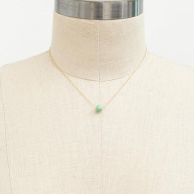 Minimalist Necklace-Apparel & Accessories > Jewelry-Eqo Online