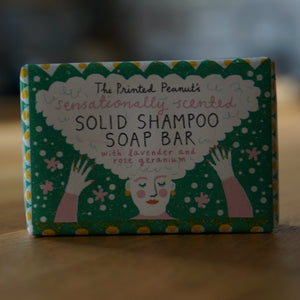 Natural Shampoo Soap Bar-Health & Beauty > Personal Care > Cosmetics > Bath & Body > Bar Soap-Eqo Online